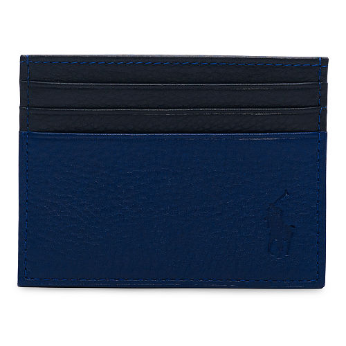 Pebble Leather Card Case 88845566