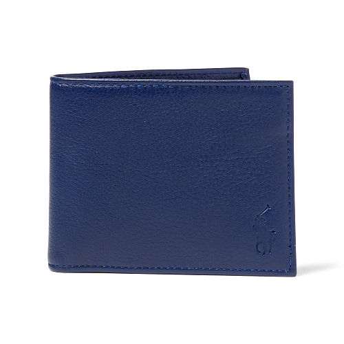 Leather Passcase Wallet 88845636