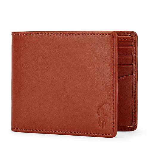 Smooth Leather Billfold 71598496