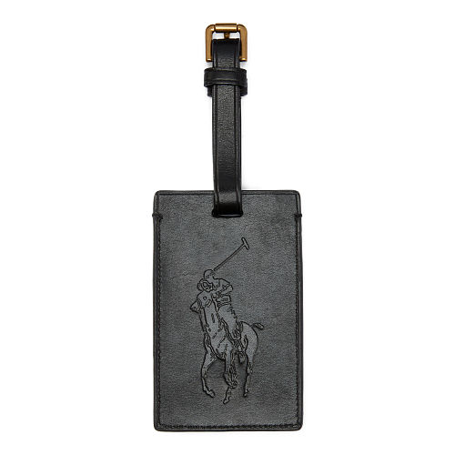 Leather Luggage Tag 88901696