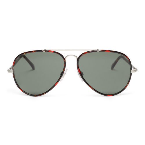 Metal Pilot Sunglasses 12576329