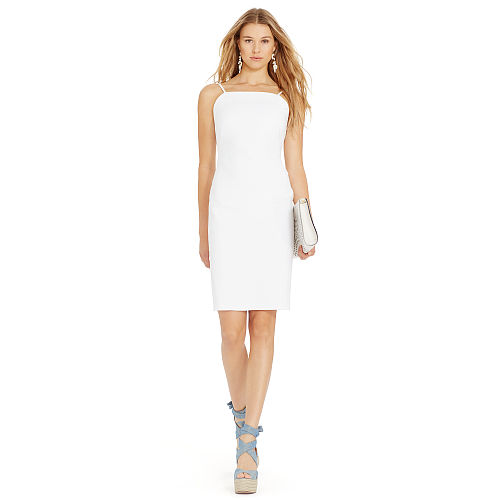 Sleeveless Sheath Dress 90496396