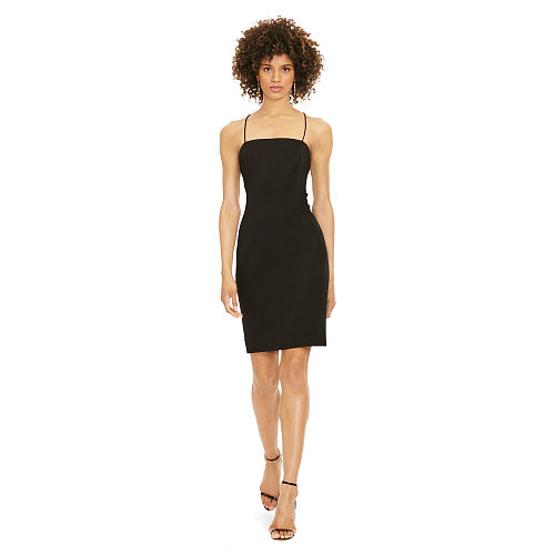 Crisscross Back Sheath Dress 91836866