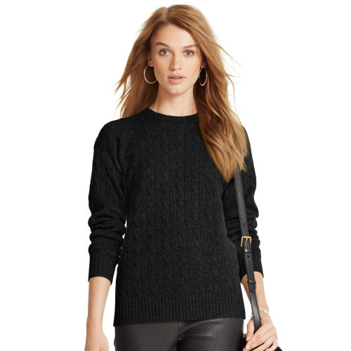 Classic Cable Cashmere Sweater 84199026