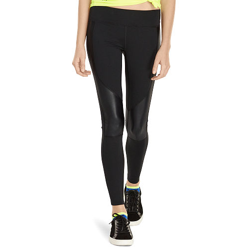 Contrast Panel Jersey Legging 92296356