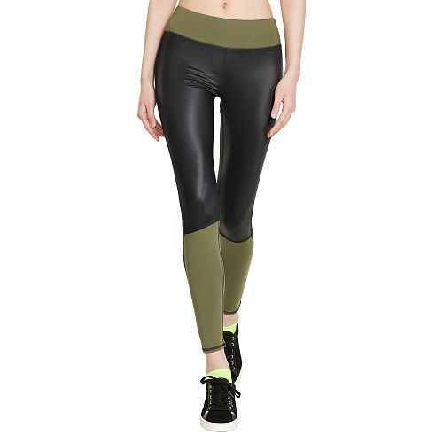 Color Blocked Jersey Legging 95124326