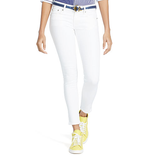 Tompkins Cropped Skinny Jean 87040336