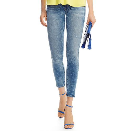 Tompkins Cropped Skinny Jean 90496676