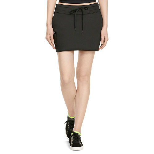 Stretch Spacer Miniskirt 92296126