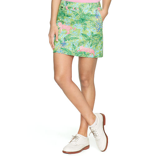 Stretch Cotton Skort 87688806