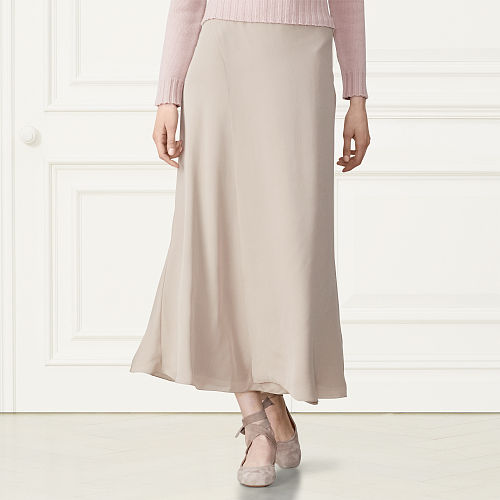 Martina Silk Skirt 94801006