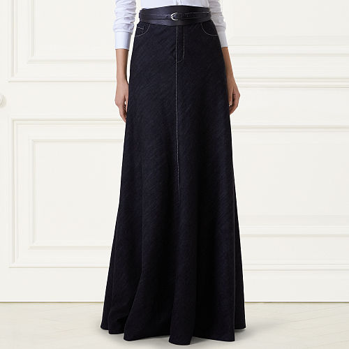 Elsie Denim Skirt 79163786