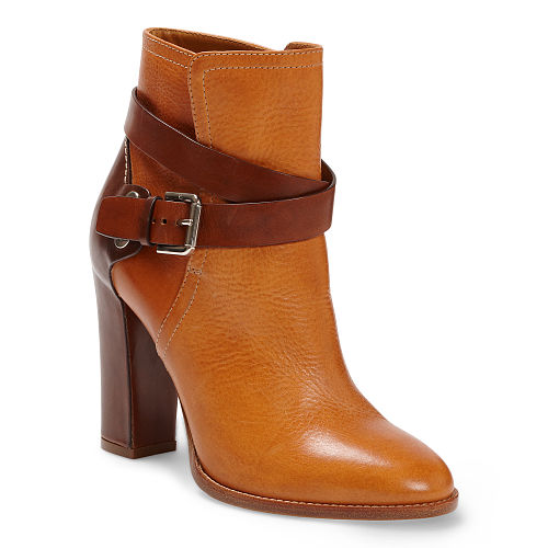Mosley Leather Boot 81188676