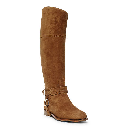 Sage Suede Boot 81188736