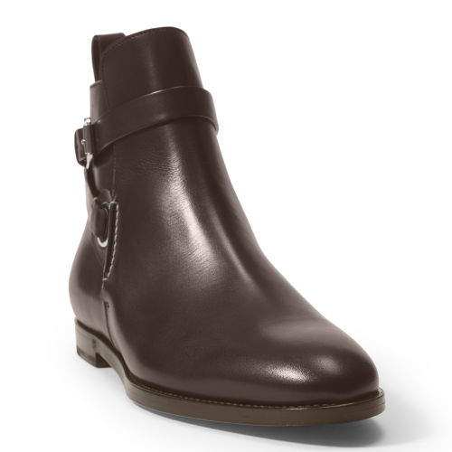 Salem Leather Boot 66049036