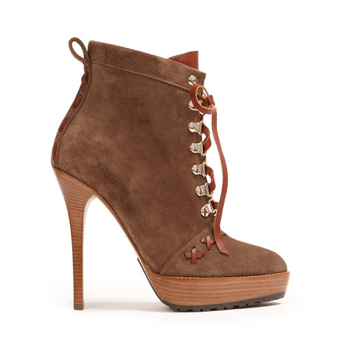 Vicky Suede Bootie 66049156