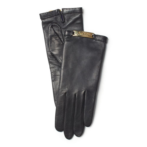 Plaque Nappa Gloves 61894156