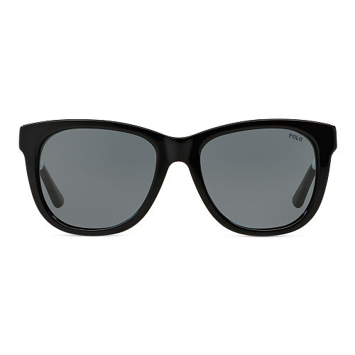 Striped Square Sunglasses 84405626