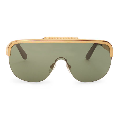 Woven Shield Sunglasses 87370136