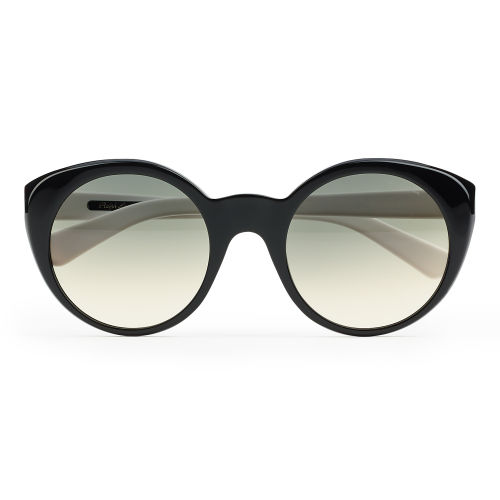 Rounded Cat Eye Sunglasses 32800566